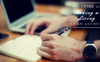 Planning on Making a Living as an Author? Here's What You Should Know