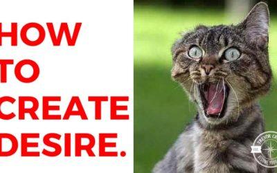 How To Create Desire