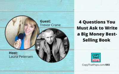 You're Only 4 Questions Away From Writing A Great Book!
