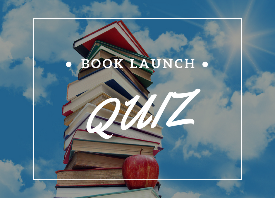 Book Launch Quiz
