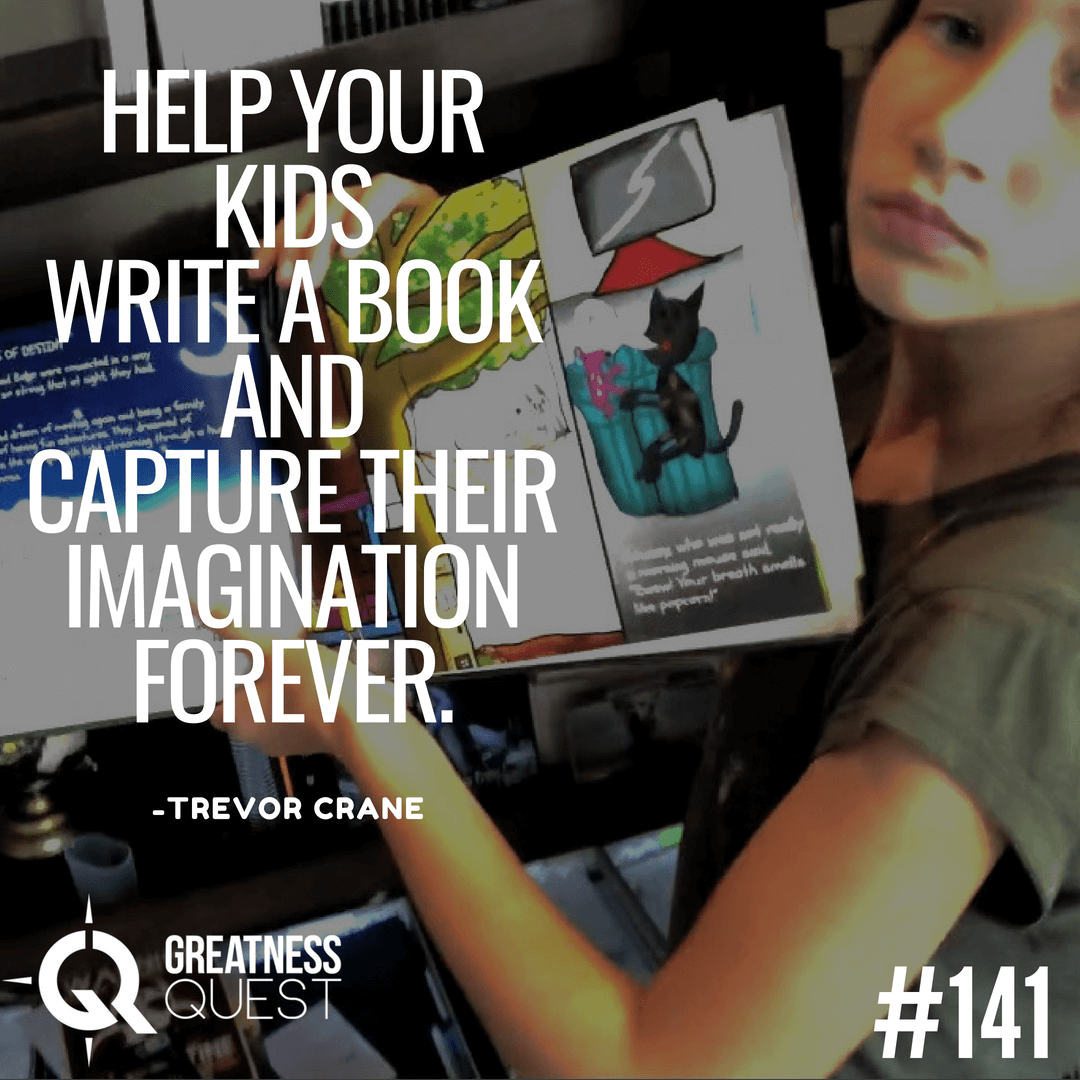 Help your kids write a book and capture their imagination forever.