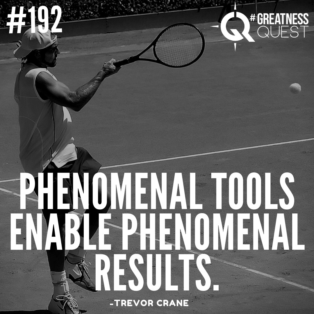 Phenomenal tools enable phenomenal results.​