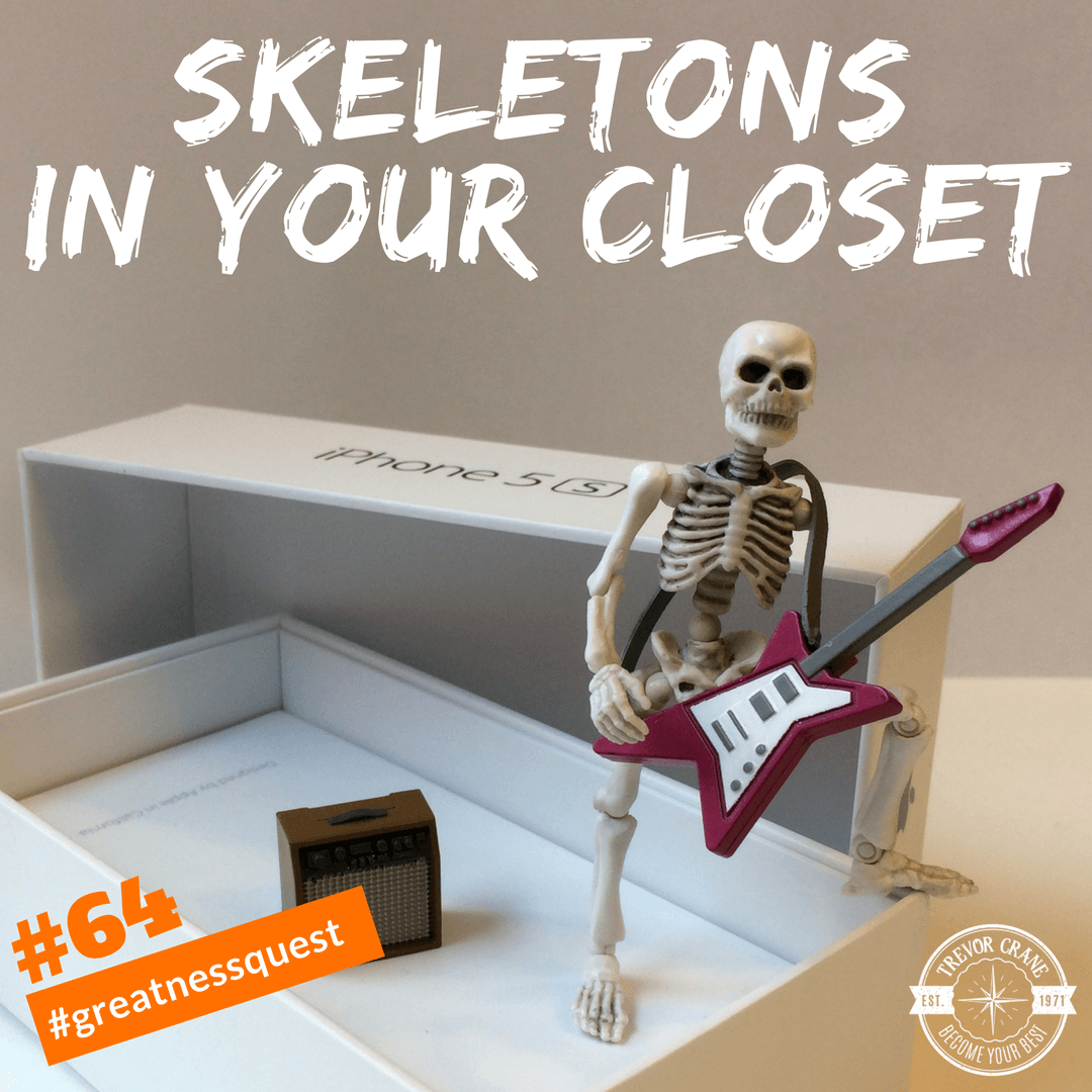 64 Skeletons In Your Closet Business Advisor Increase
